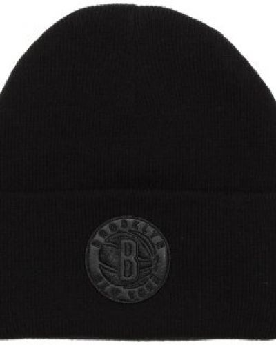 Mössa Mitchell & Ness - Brooklyn Nets Champ Cuff Knit från Mitchell & Ness