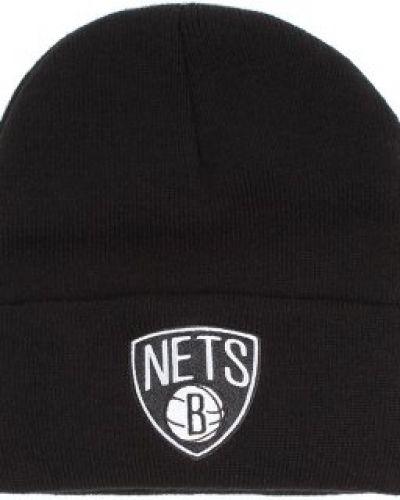 Mitchell & Ness - Brooklyn Nets Team Talk Cuff Knit Mitchell & Ness mössa till unisex/Ospec..