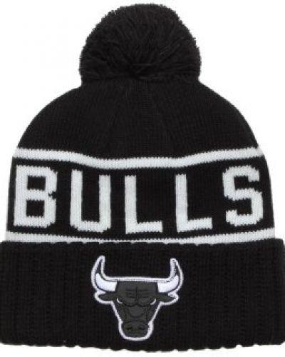 Mitchell & Ness - Chicago Bulls Reflective Patch Knit Mitchell & Ness mössa till unisex/Ospec..