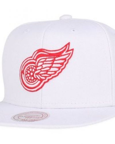 Mitchell & Ness - Detroit Red Wings Wool Solid White Snapback från Mitchell & Ness