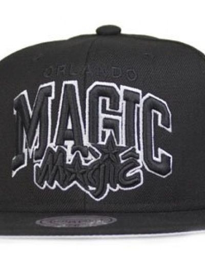 Mitchell & Ness Mitchell & Ness - Orlando Magic Black Team Arch