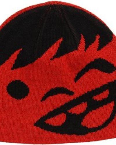 Neff - Kids Happy Black/Red Beanie Neff mössa till unisex/Ospec..