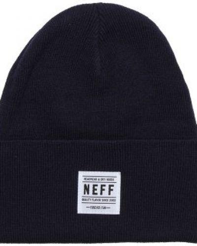 Neff - Lawrence Navy Beanie Neff mössa till unisex/Ospec..