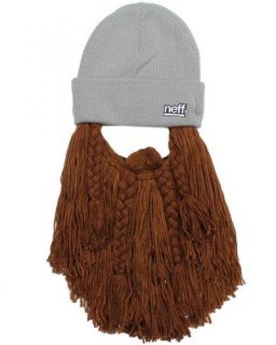 Neff Neff - Obunyan Grey Beanie