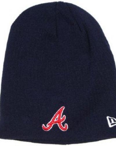 New Era New Era - Atlanta Braves Basic Skull Knit Mössa