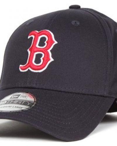 dfabe5f4966 New Era - Boston Red Sox Team Basic Navy 39Thirty Flexfit (S M)