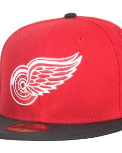 New Era New Era - Detroit Red Wings Basic Red/Black Fitted (6 7/8)
