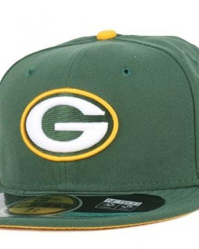 New Era - Green Bay Packers NFL On Field Game 59Fifty (6 7/8) New Era keps till unisex/Ospec..