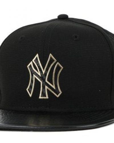 best loved 7a1c2 11f01 New Era - New Era - NY Yankees Fabric Mix Black Gold 9Fifty Snapback (S M)