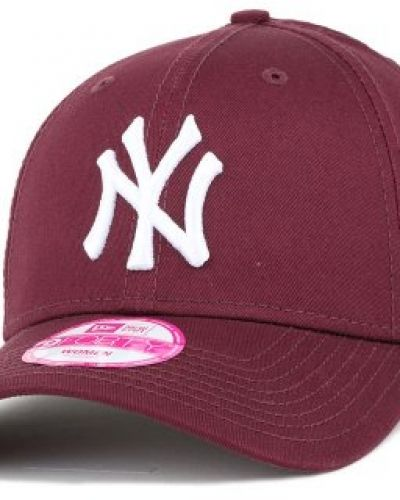 New Era New Era - NY Yankees League Essential Maroon Woman 940 Adjustable