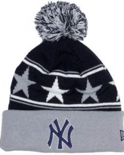 New Era - NY Yankees Pommy Star Mössa New Era mössa till unisex/Ospec..