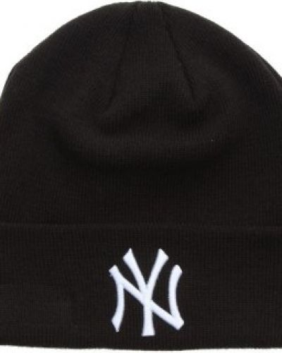 New Era - NY Yankees Seasonal Cuff Black New Era mössa till unisex/Ospec..