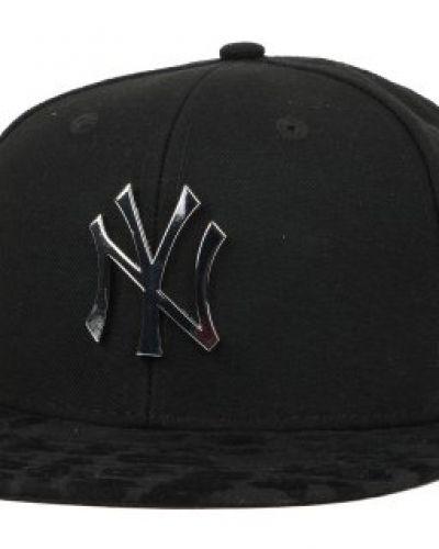 New Era New Era - Woman NY Yankees Glitz Peak Black/Silver 9Fifty Snapback