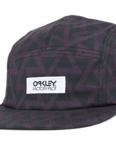 Oakley - Factory Pilot Purple Night 5-Panel Oakley keps till unisex/Ospec..