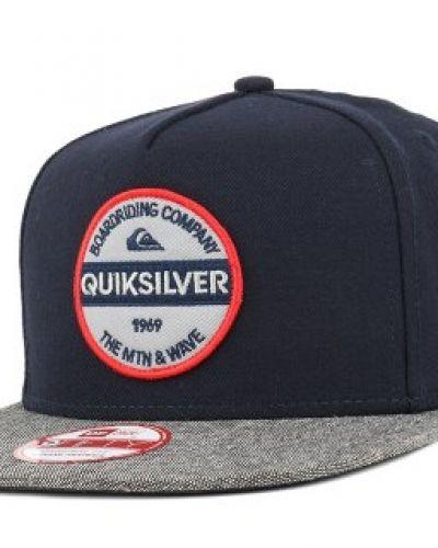 Quiksilver - Craker Navy Blazer 9Fifty Snapback Quiksilver keps till unisex/Ospec..