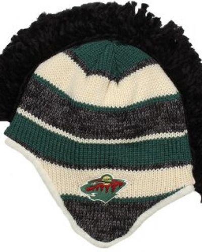 Reebok Reebok - Minnesota Wild Faceoff Mohawk Knit