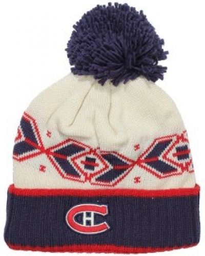 Mössa Reebok - Montreal Canadiens Retro Cuffed Pom från Reebok