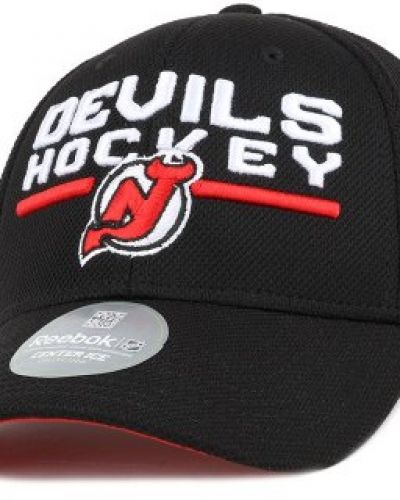 Reebok - New Jersey Devils Locker Room 3 Flexfit (S/M) Reebok keps till unisex/Ospec..