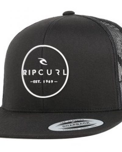 Rip Curl - Harvey Black Trucker Rip Curl keps till unisex/Ospec..