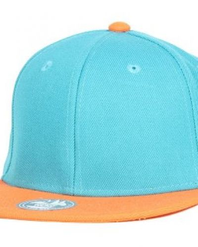 State Of Wow - TWO TONE Aqua/Orange Snapback State of WOW keps till unisex/Ospec..