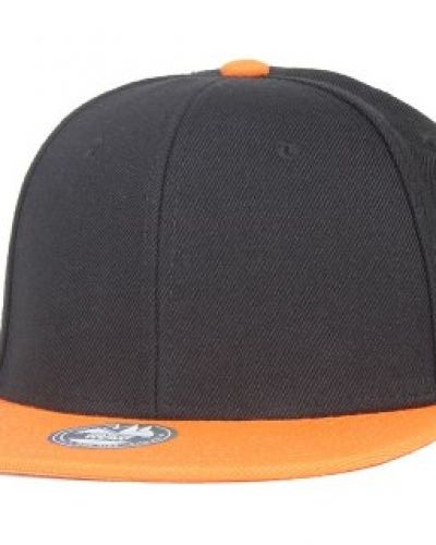 State of WOW State Of Wow - TWO TONE Black/Orange Snapback