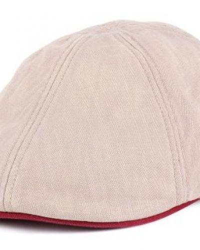 Stetson - Texas Cotton Khaki Flat Cap (S) Stetson keps till unisex/Ospec..