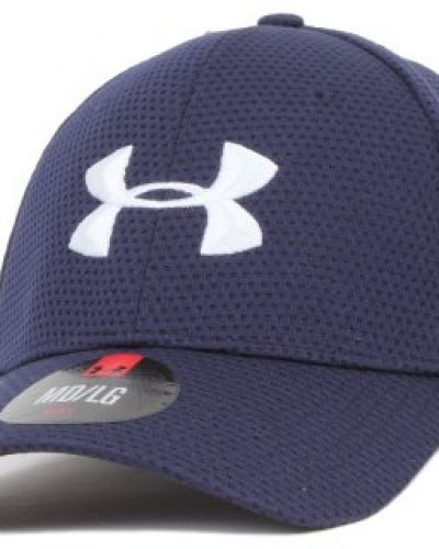 Under Armour - Blitzing Midnight Navy/White Flexfit (M/L) Under Armour keps till unisex/Ospec..