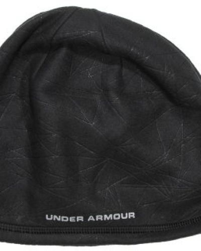 Under Armour - Emboss Run Black Beanie Under Armour mössa till unisex/Ospec..