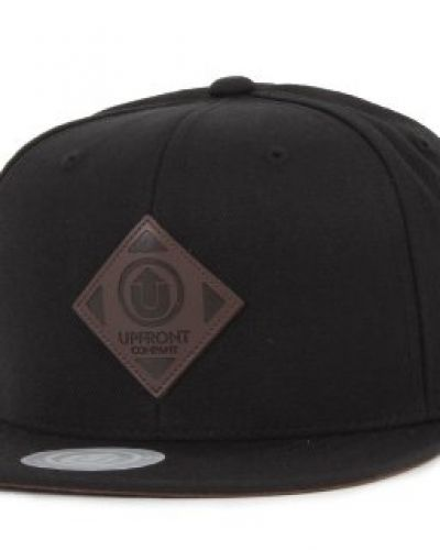 UpFront Upfront - Offspring Black/Brown Snapback