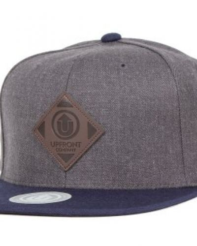 UpFront Upfront - Offspring Dark Grey Melange/Dark Navy Snapback