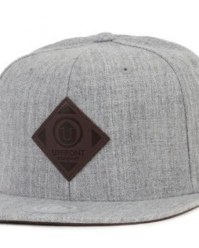 UpFront Upfront - Offspring Light Grey/Brown Snapback
