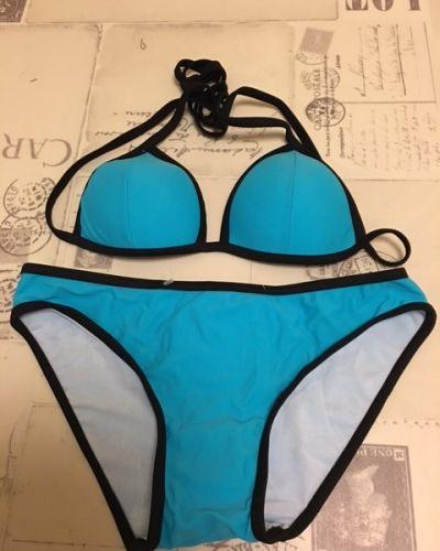 Bikini blå Övriga bikini till tjejer.