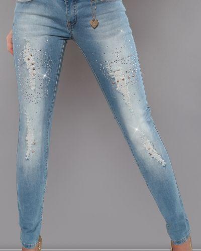 Blandade jeans från Övriga till dam.