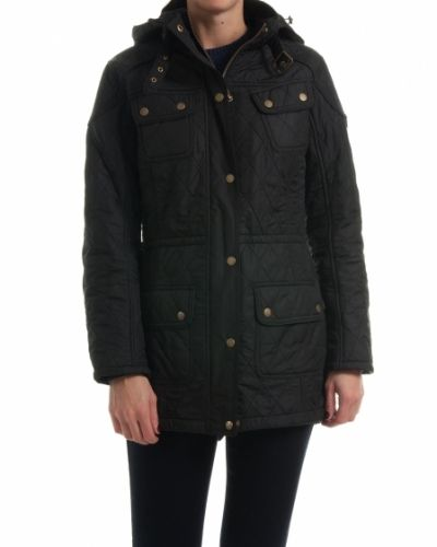 Barbour BARBOUR JACKA ARROW PARKA BLACK - 38/UK12