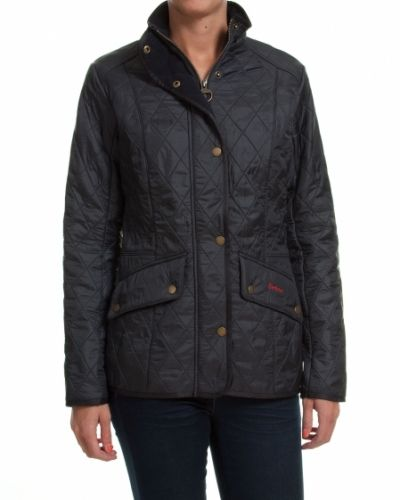 Barbour BARBOUR JACKA CAVALRY POLARQUILT NAVY - 44/UK18