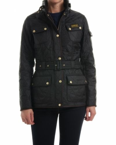 Barbour Barbour jacka international polar quilt black
