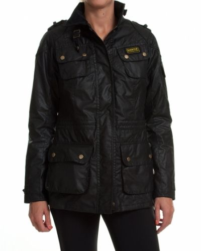 Barbour Barbour jacka speedway jacket black