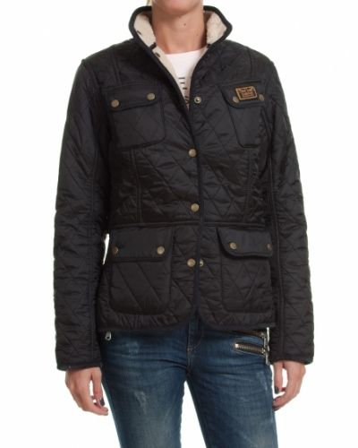 Barbour BARBOUR JACKA WINTER VINTAGE INTERNATIONAL BLACK - 38/UK12