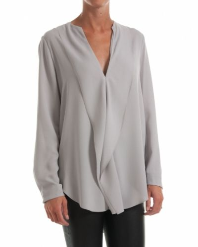 BY MALENE BIRGER BLUS TOSHIKO PALE GREY - 40 By Malene Birger blus till dam.