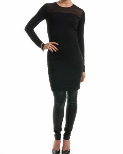 Svart klänning från By Malene Birger till dam.
