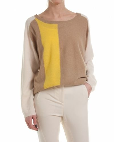 By Malene Birger BY MALENE BIRGER TRÖJA BENOUCHE BEIGE - Medium