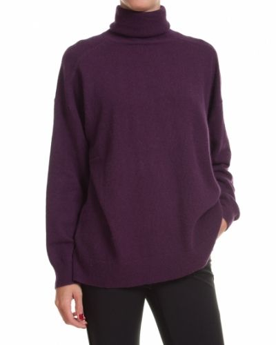 By Malene Birger BY MALENE BIRGER TRÖJA SILVANO ITALIAN PLUM - Small