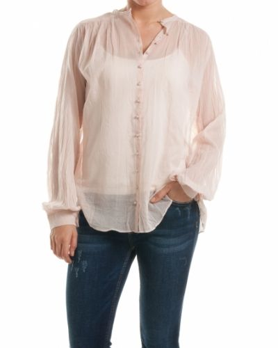 Blus Hunkydory blus essential lewis hot melon från Hunkydory
