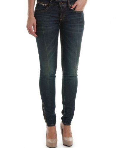 Jeans HUNKYDORY JEANS LIPARI DENIM INDIGO - 31 från Hunkydory