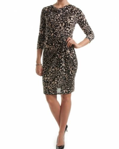 ilse jacobsen leopard klänning