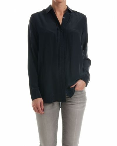 Blus LEXINGTON BLUS SELENA DEEPEST BLUE - X- small från Lexington