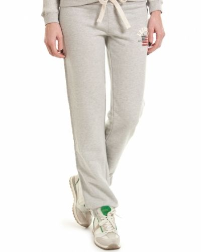 LEXINGTON SWEATPANTS JENNA GREY - Large Lexington mjukisbyxa till dam.