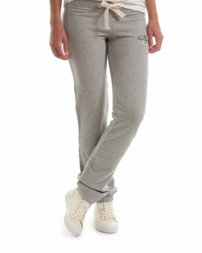 Mjukisbyxa LEXINGTON SWEATPANTS JENNA HEATHER GREY - Large från Lexington