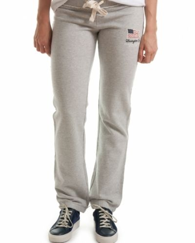 Lexington Lexington sweatpants jenna light warm grey melange