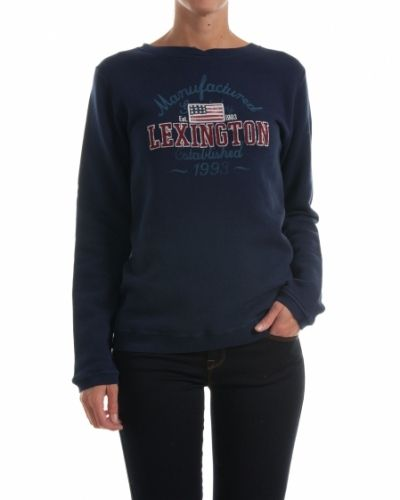 Lexington LEXINGTON SWEATSHIRT MICHELLE DEEPEST BLUE - Large